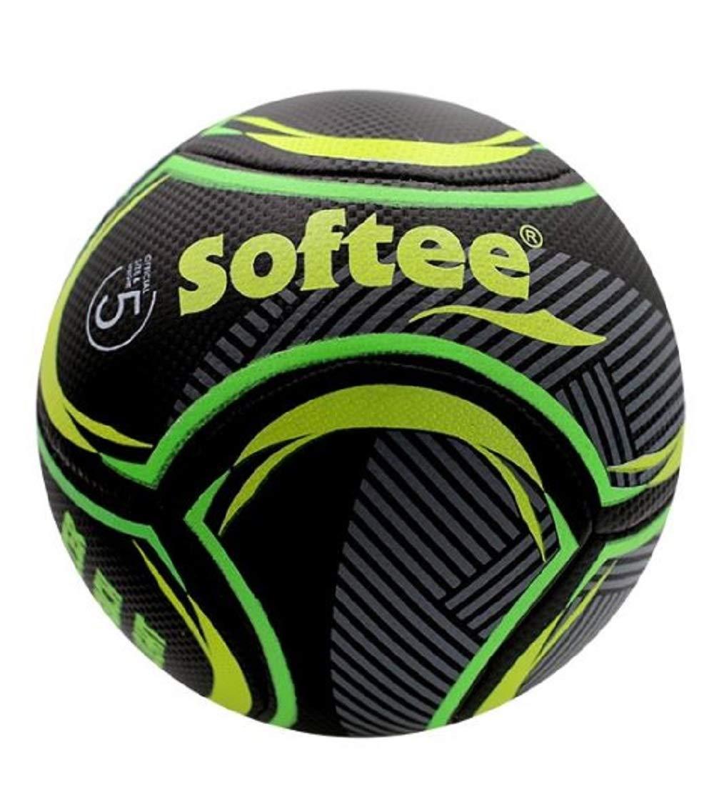 Softee Balon Futbol Playa Light Negro: Amazon.es: Deportes y aire ...