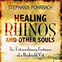 Healing Rhinos and Other Souls: The Extraordinary Fortunes of a Bushveld Vet Audiobook by Stephanie Rohrbach Narrated by Bokkie Botha, Stephanie Rohrbach