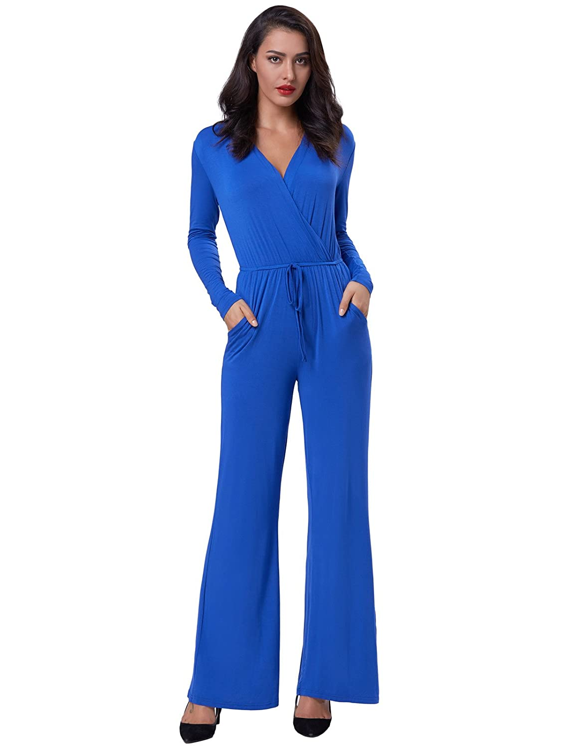 a7c3ee8ed497 Top 10 wholesale Long Sleeve Formal Jumpsuit - Chinabrands.com