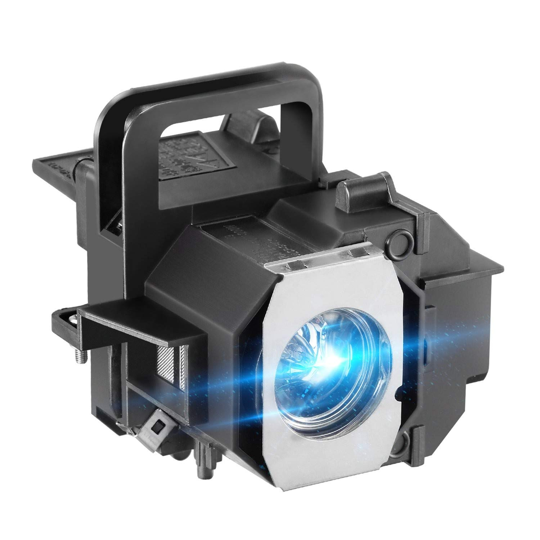 Bombilla de Repuesto para proyector Panasonic PT-AX200U PT-AX100 PT-AX100E PT-AX100U PT-AX200 PT-AX200E TH-AX100 ET-LAX100