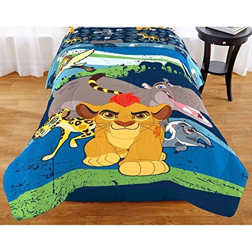 Disney The Lion Guard Twin/Full Comforter