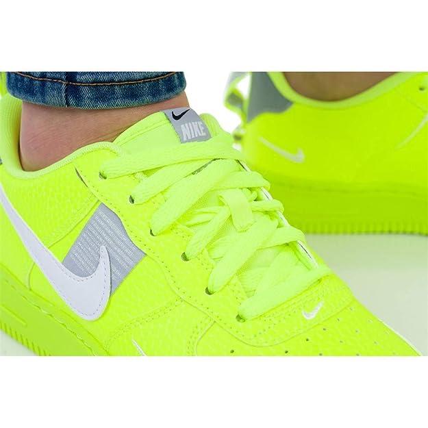 save off b9363 ead51 Amazon.com   Nike Air Force 1 Lv8 Utility (gs) Big Kids Ar1708-700    Sneakers