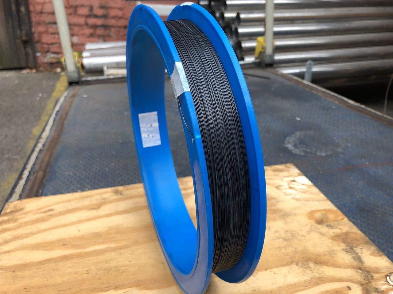 molibdeno alambre 99.95% pura metal Dia 0.05 –  3 mm pulgadas Cortes LCD Cristal 1 –  50 Metros, Mo 99.95 Evek