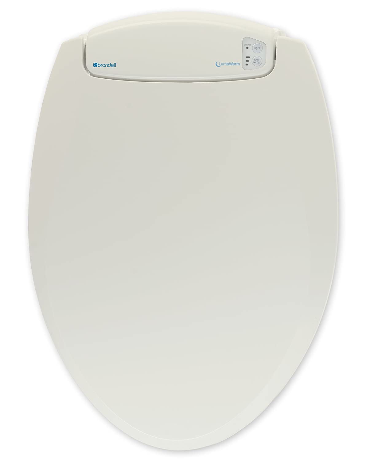 Best toilet on the market reviews - Brondell L60 Eb Lumawarm Heated Nightlight Elongated Toilet Seat