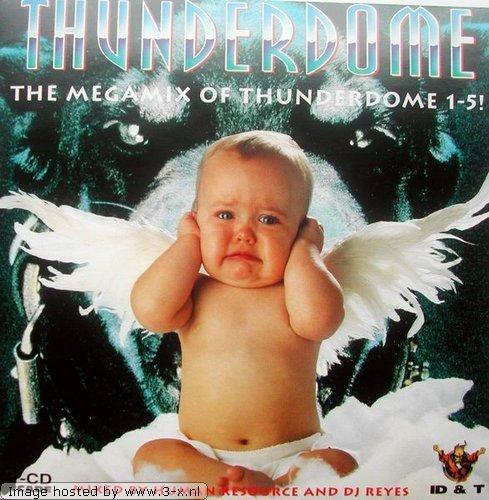 Price comparison product image Thunderdome Megamix Of Thunderdome 1-5