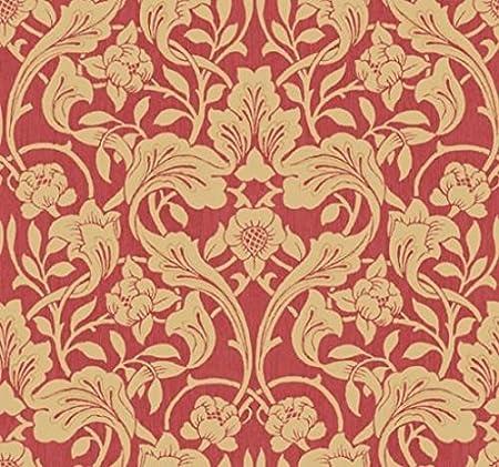Antonina Vella Arts And Crafts In Red Wallpaper Amazon Co Uk Diy Tools
