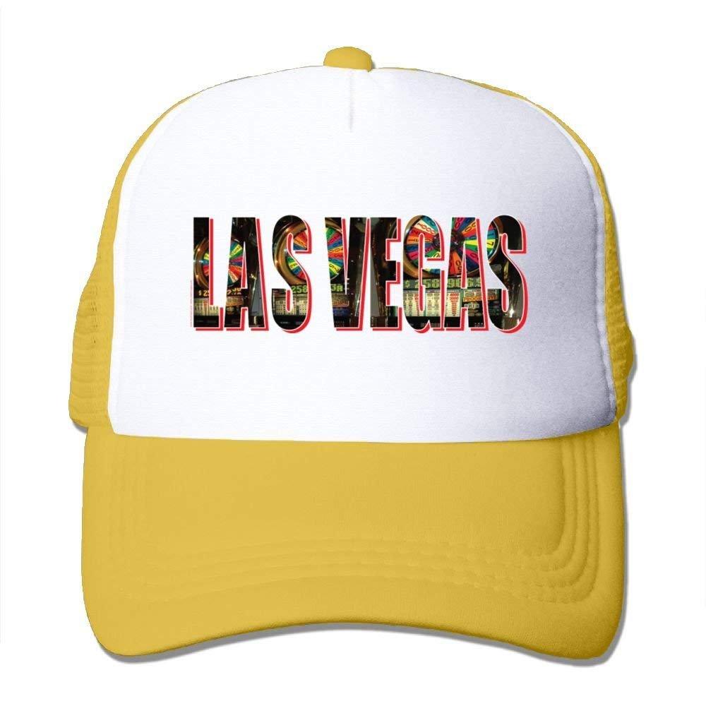 Kotdeqay Gorra de béisbol Vegas City Mesh para Mujer, Estilo ...