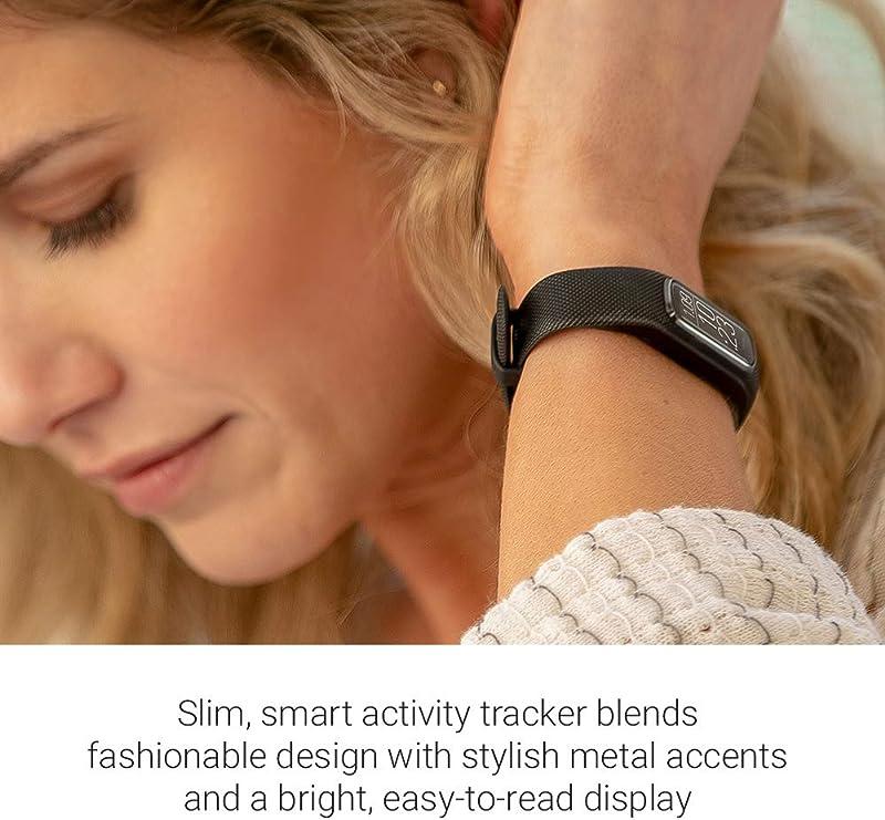 GARMIN 佳明 vivosmart 4 智能手环 带血氧饱和监测 7.3折$95 海淘转运到手约¥680