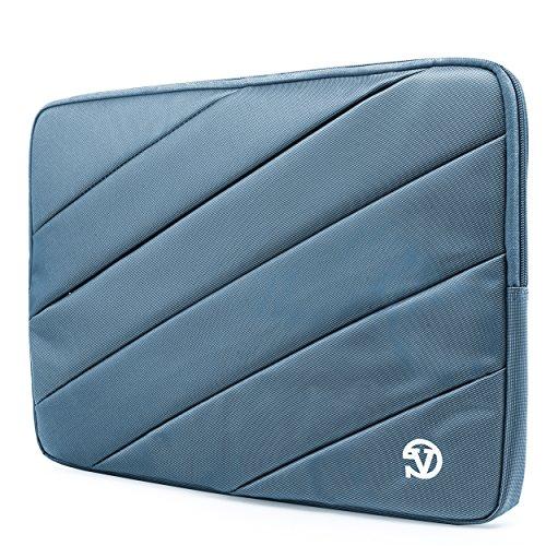 VanGoddy Sky Blue Shock Absorbent Sleeve Fit for Acer Aspire / ChromeBook / Nitro / Predator / Spin / Swift / TravelMate (700 Nitro)