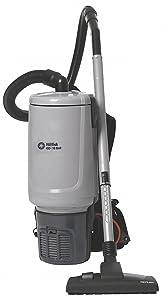 Nilfisk Backpack HEPA Vacuum, 120 VAC