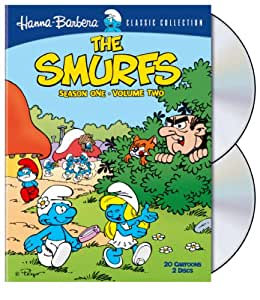 The Smurfs: Season 1, Vol. 2