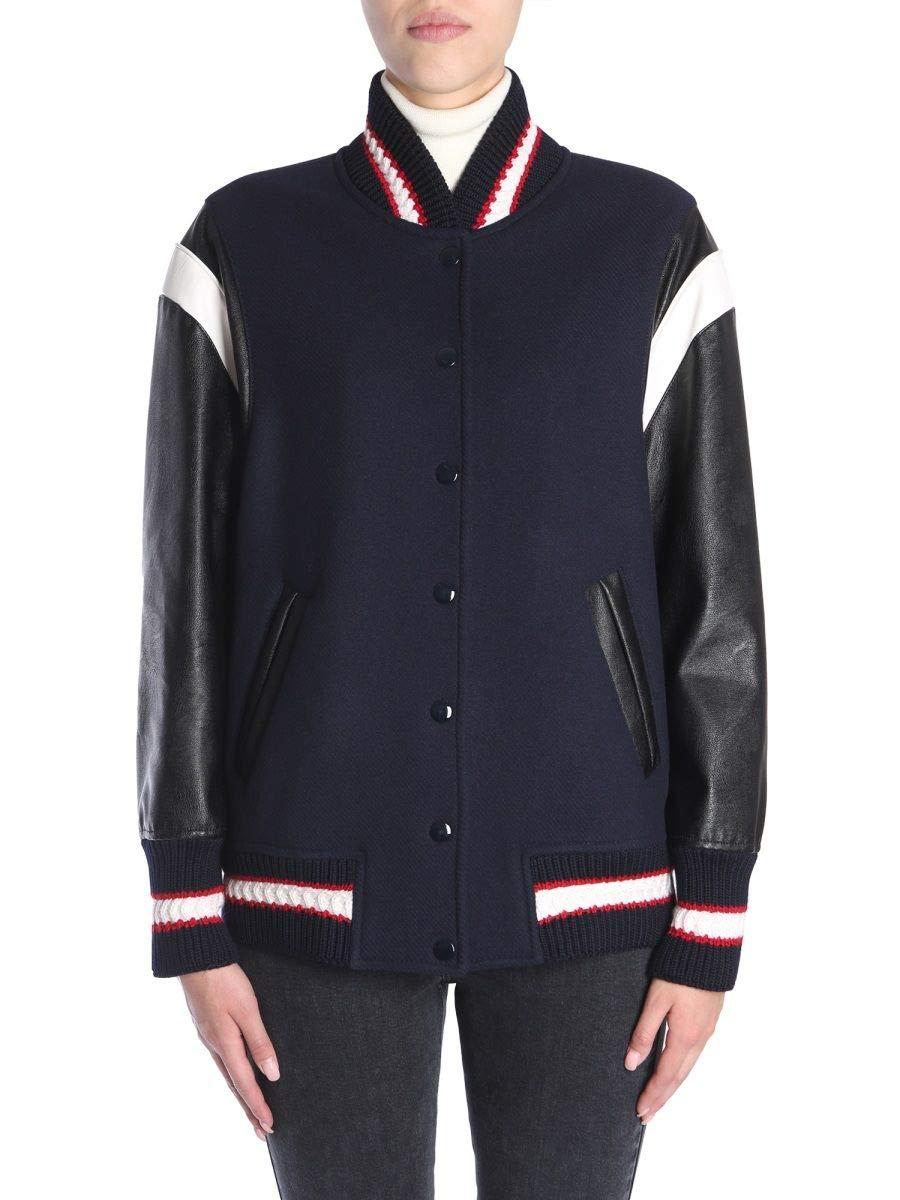 Stella Mccartney Women's 524263SJB304101 Black Wool Jacket