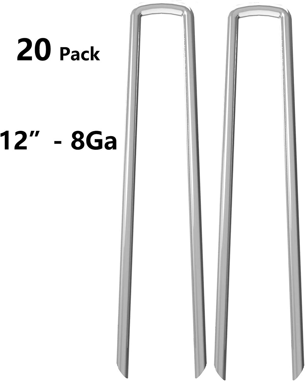 Stainless Steel 2171BC Eye and Eye Turnbuckle National Hardware N221-820 100 Pack 3//16in x 5.5in