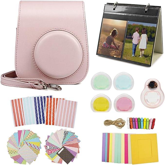 MUZIRI KINOKOO Mini 11 Accesorios Pack para Fujifilm Instax Mini ...