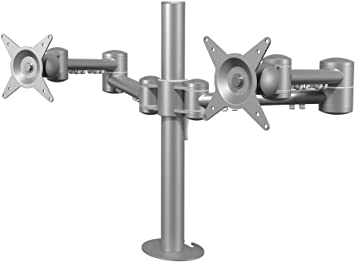Dataflex Viewmate Plata - Soporte para televisor (30 kg, 75 x 75 ...