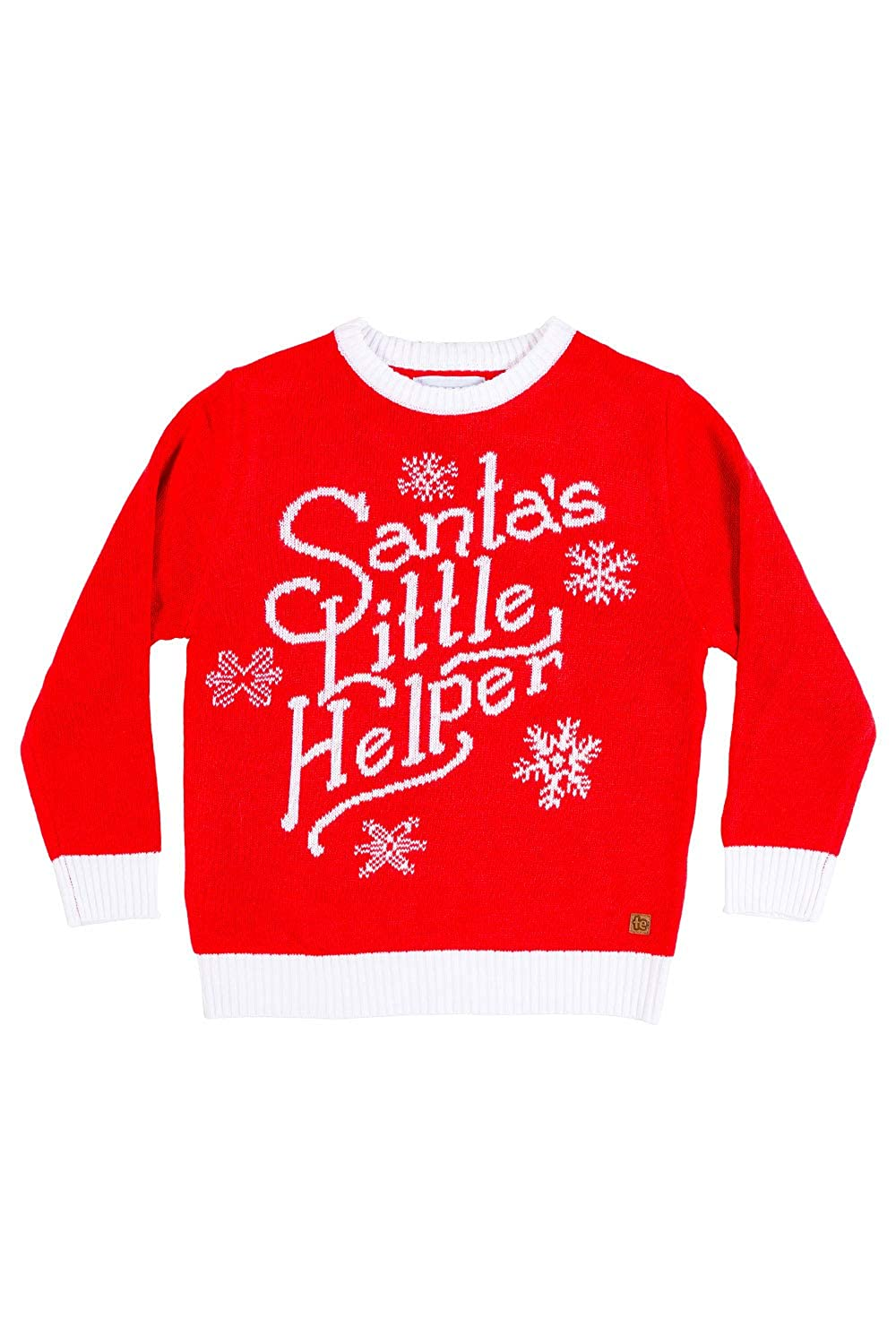 cute lil ugly christmas sweater
