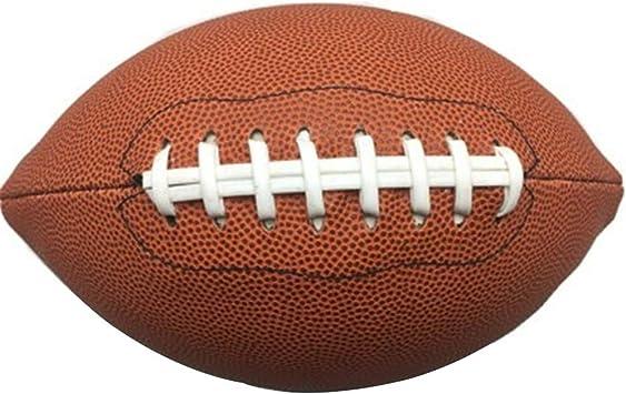 CZ-XING Balones de fútbol Americano, para Uso recreativo ...
