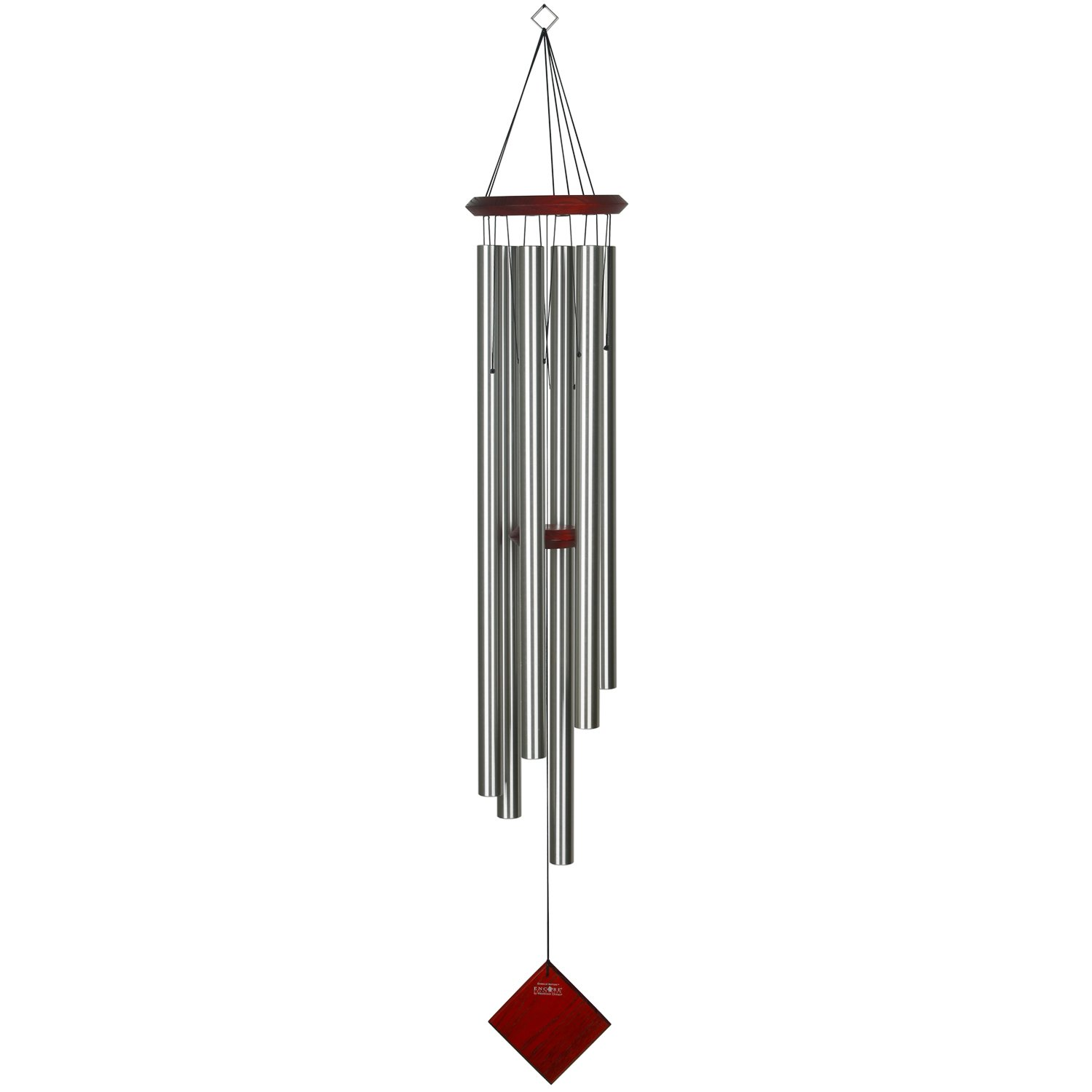 Woodstock Encore Collection Windspiel Silberne Klänge von Neptun Woodstock Chimes DCS54