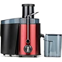 Juicer Juice Extractor High Speed for Fruit and Vegetables Premium Food Grade Stainless Steel