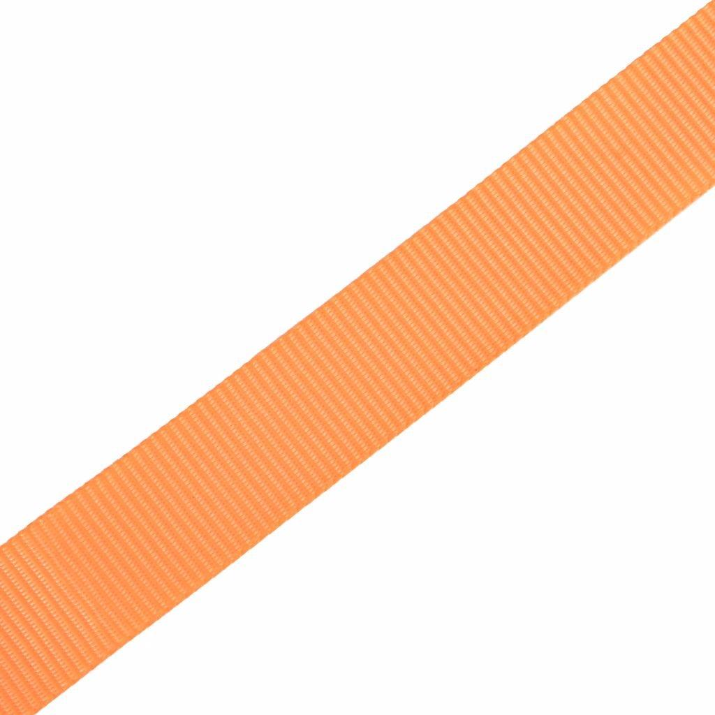 con 2 Ganchos J Cada Una Nishore Correas de Sujeci/ón de Trinquete 4 uds 0,4 T 6m x 25mm Naranja