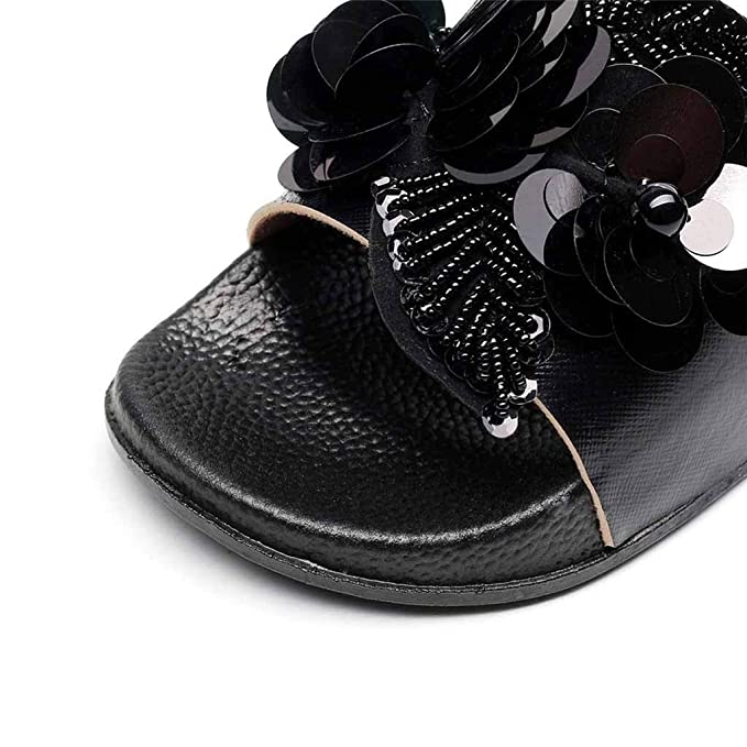 Children's Shoes 2019 New Arrival Kids Shoes Baby Girls Princess Casual Shoes Soft Leather Bottom Rhinestone Star Boys Loafers One-legged Shoes Regular Tea Drinking Improves Your Health