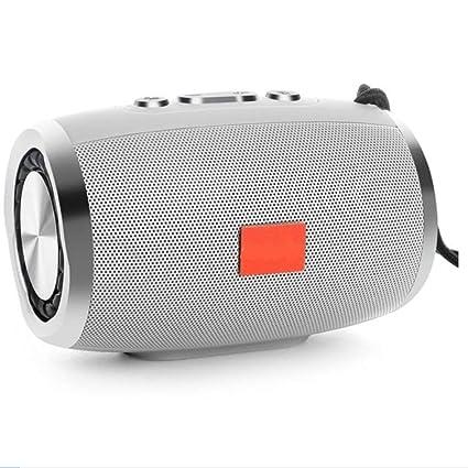 Portable Wireless Bluetooth Speaker Boombox Bass Stereo Bocinas FM Radio AUX US