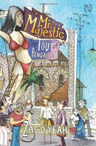 Mr Majestic - The Tout of Bengaluru