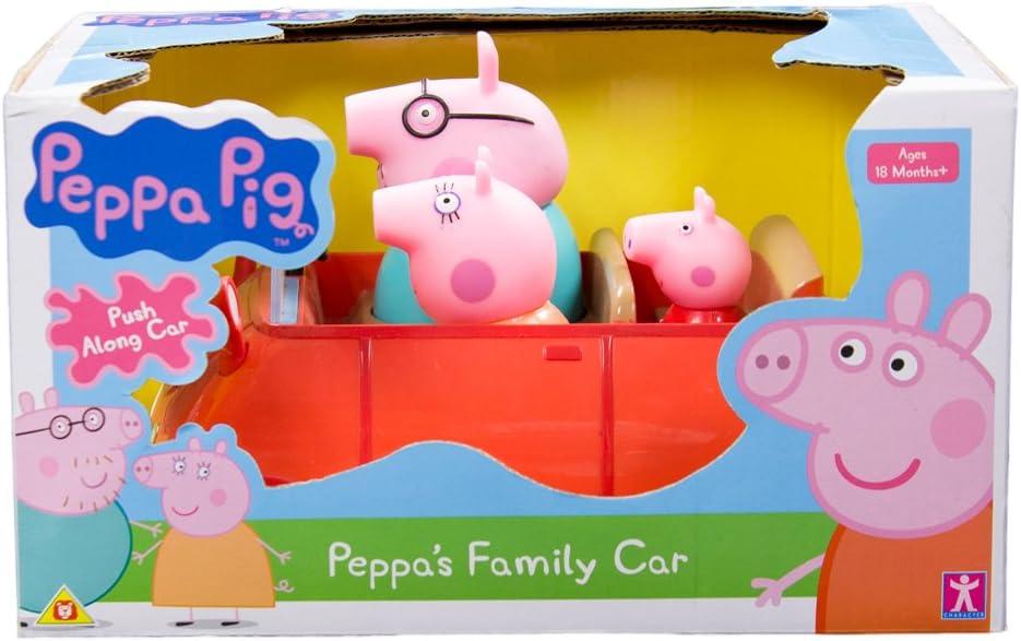 Peppa Pig - Figura de acción (5130): Amazon.es: Juguetes y juegos