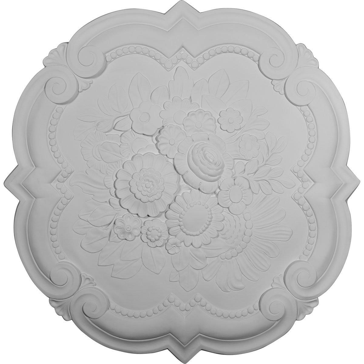 Ekena Millwork CM24VI Ceiling Medallion, Primed