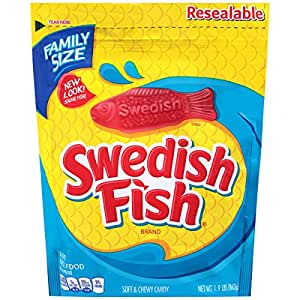 Swedish fish soft chewy candy original 1 for Swedish fish bulk