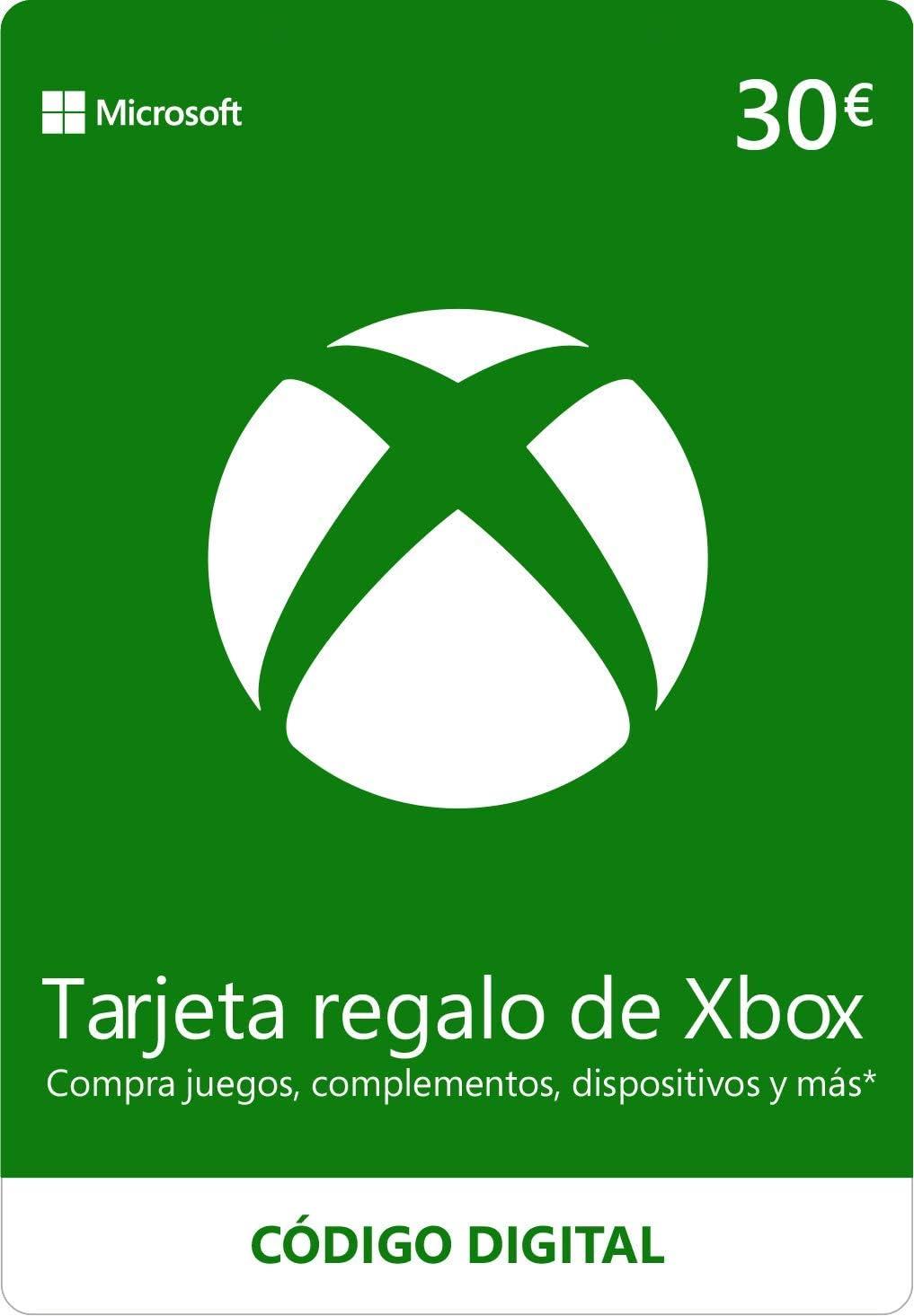 Xbox Live - 25 EUR Tarjeta Regalo [Xbox Live Código Digital ...