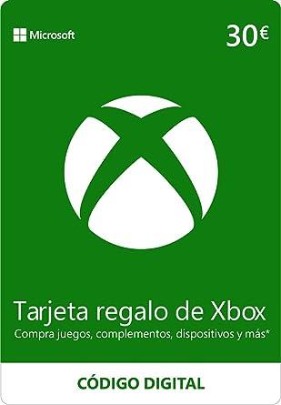 Xbox Live - 30 EUR Tarjeta Regalo [Xbox Live Código Digital ...