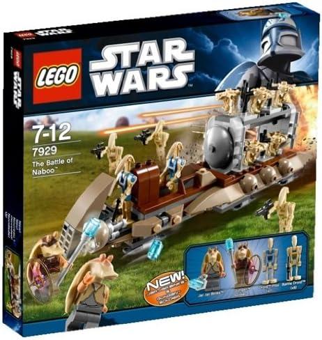 LEGO Star Wars 7929 - The Battle of Naboo: LEGO: Amazon.es ...