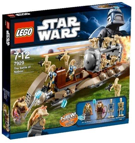 lego star wars 7929 jeu de construction the battle of naboo amazonfr jeux et jouets
