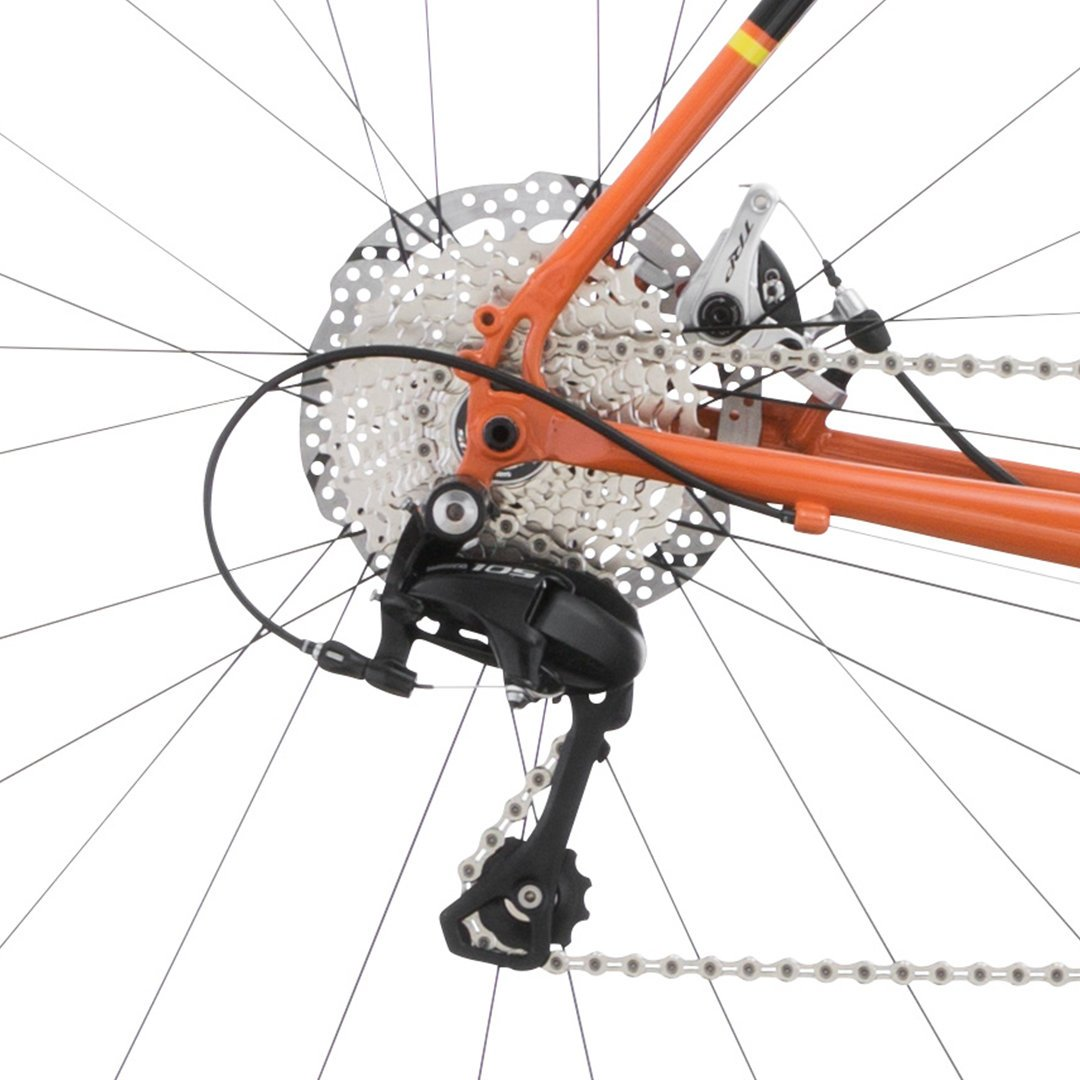 Raleigh Bikes Tamland 1 Gravel Adventure Steel Road Bike