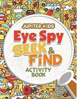 eye spy seek find activity book