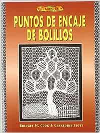 PUNTOS DE ENCAJE DE BOLILLOS (El Libro De..): Amazon.es: M