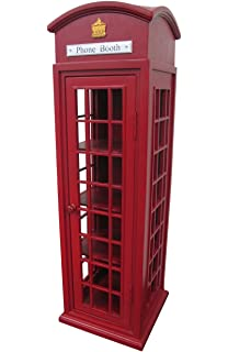 Stupendous Amazon Com 7 Ft 3 In 3D London Telephone Booth Standee Download Free Architecture Designs Scobabritishbridgeorg