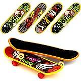 Loves 18 PCS Professional Mini Fingerboards Finger Skateboard (12 Normal + 6 Matte)
