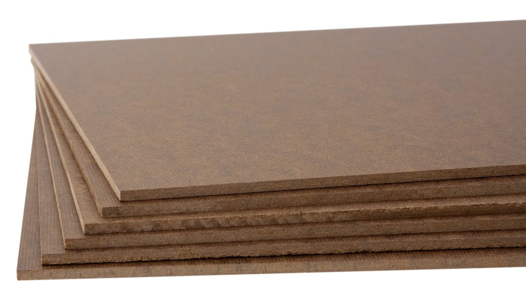 Jack Richeson High Density Tempered Hardboard(6 pack) ,  8x8 by Jack Richeson