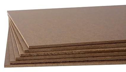 amazon com jack richeson high density tempered hardboard 6 pack 5x7