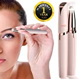Perfect Brows Electric Hair Remover Shaver, Electric Eyebrow Instrument, Lipstick Electric Eyebrow Pencil, Flawless Touch Finishing, Eyebrow Remover, Beauty Instrument