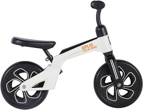 Q-Play Bicicleta sin Pedales Bicicleta de Equilibrio Primera Bicicleta ...
