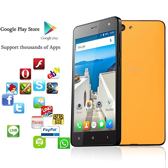iPro 950 A 5.0 Pulgadas 3 G wcama Teléfono Móvil & Smartphone Quad ...