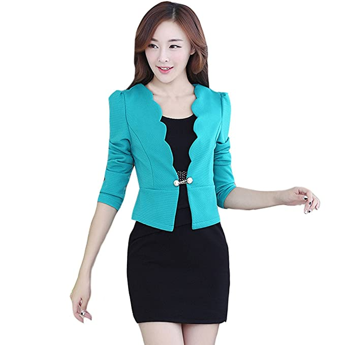Dear Time Women Autumn Spring Office Workwear Ol Dresses Suit At