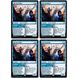 Magic: The Gathering - FAE of Wishes - Throne of Eldraine - x4 Card Lot Playset - 044/269 Rare