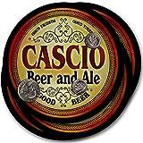 Cascio Beer & Ale - 4 pack Drink Coasters
