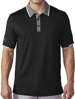 adidas Golf Men's Golf Climacool Performance Polo Shirt