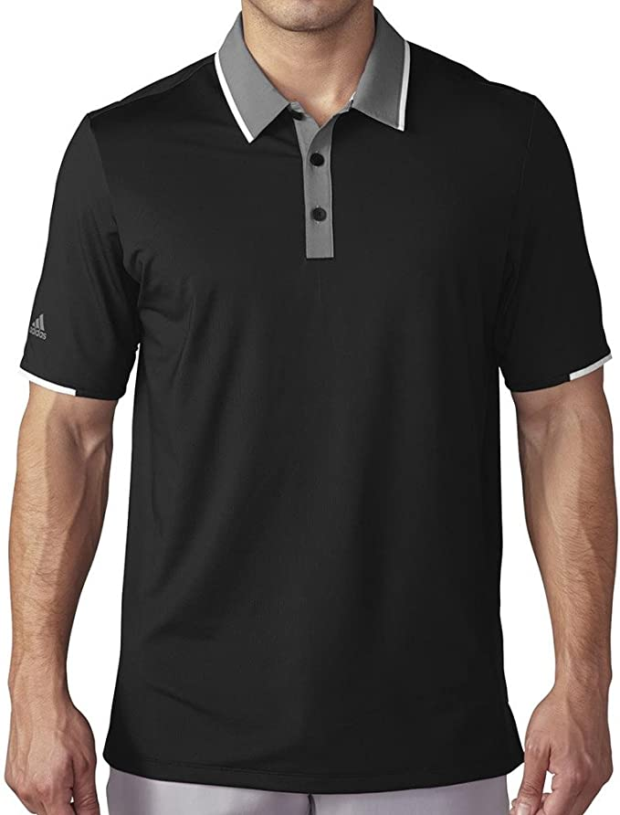 adidas Golf Men's Golf Climacool Performance Polo Shirt