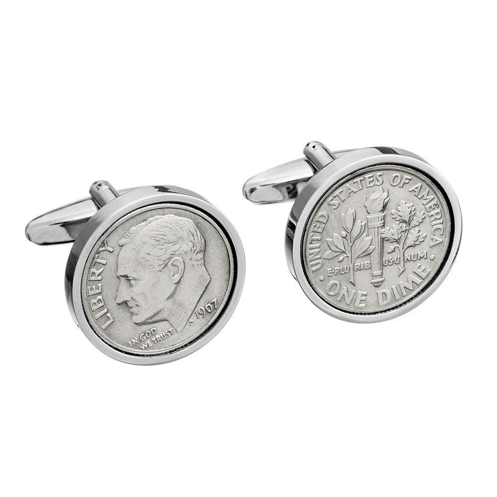 50th Regalo de cumpleaños para men-1967 Genuine US Moneda ...